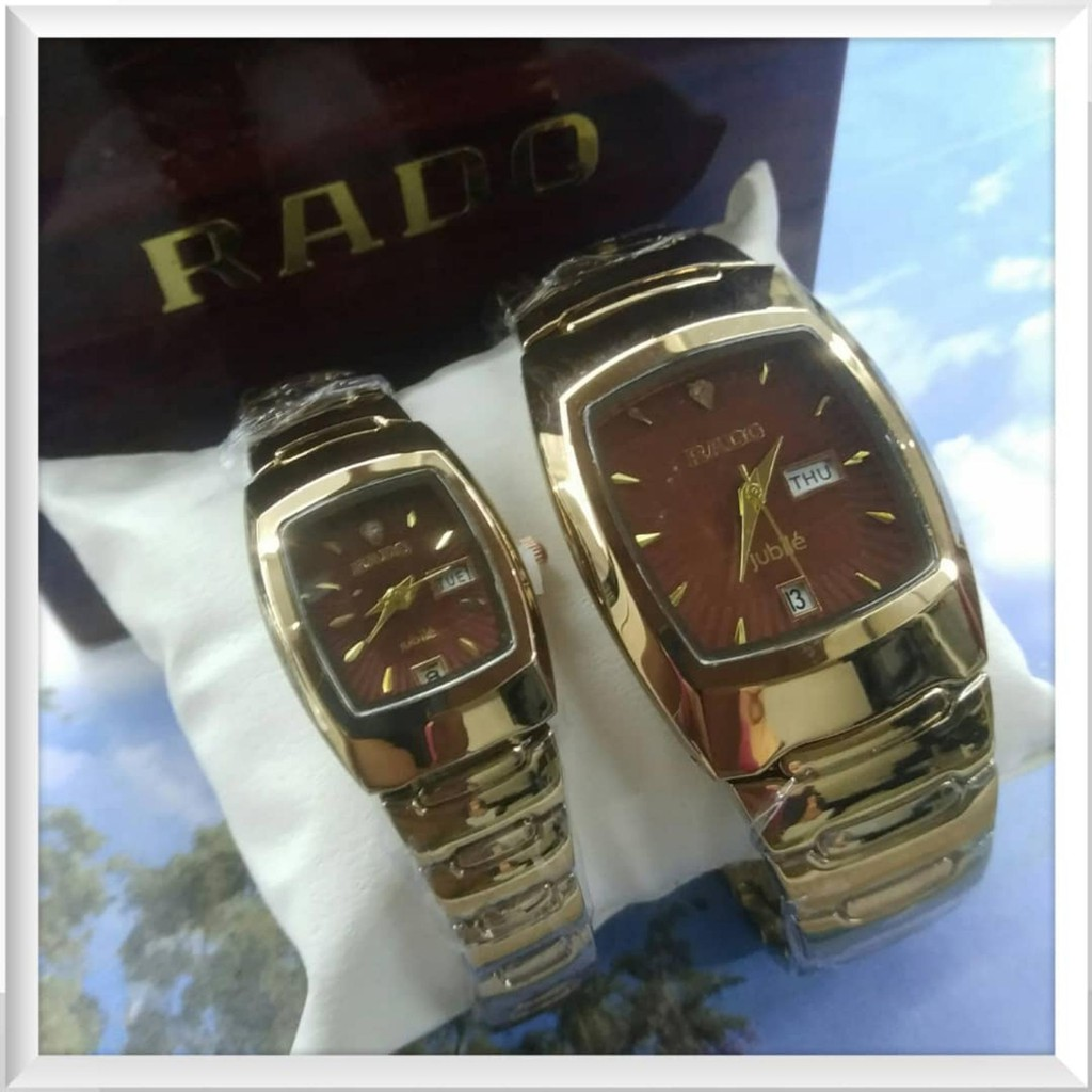 (Clearance Sale)RADO couple watch