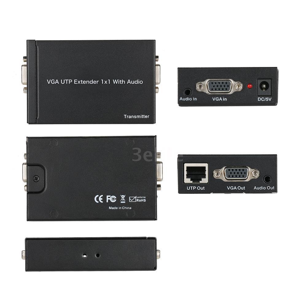 20pack RJ45 Cat5e Network Extension Cable Joiner Plug Coupler Ethernet Connector