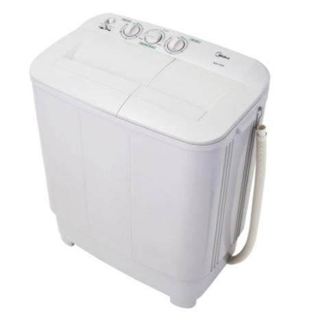 Midea 9KG / 7KG  Semi Auto Washing Machine MSW-9008P / MSW-7118P