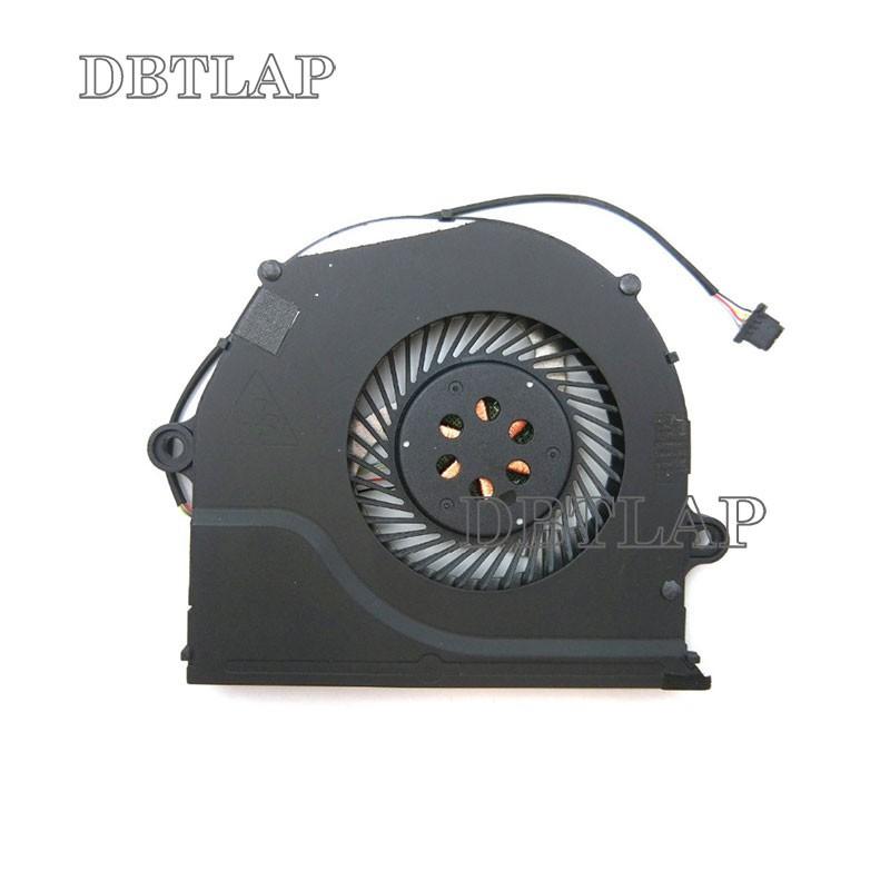 DBTLAP CPU Fan Compatible for ASUS ROG Strix G531G G531GT Cooling Fan DFS5K12115491M FLKJ