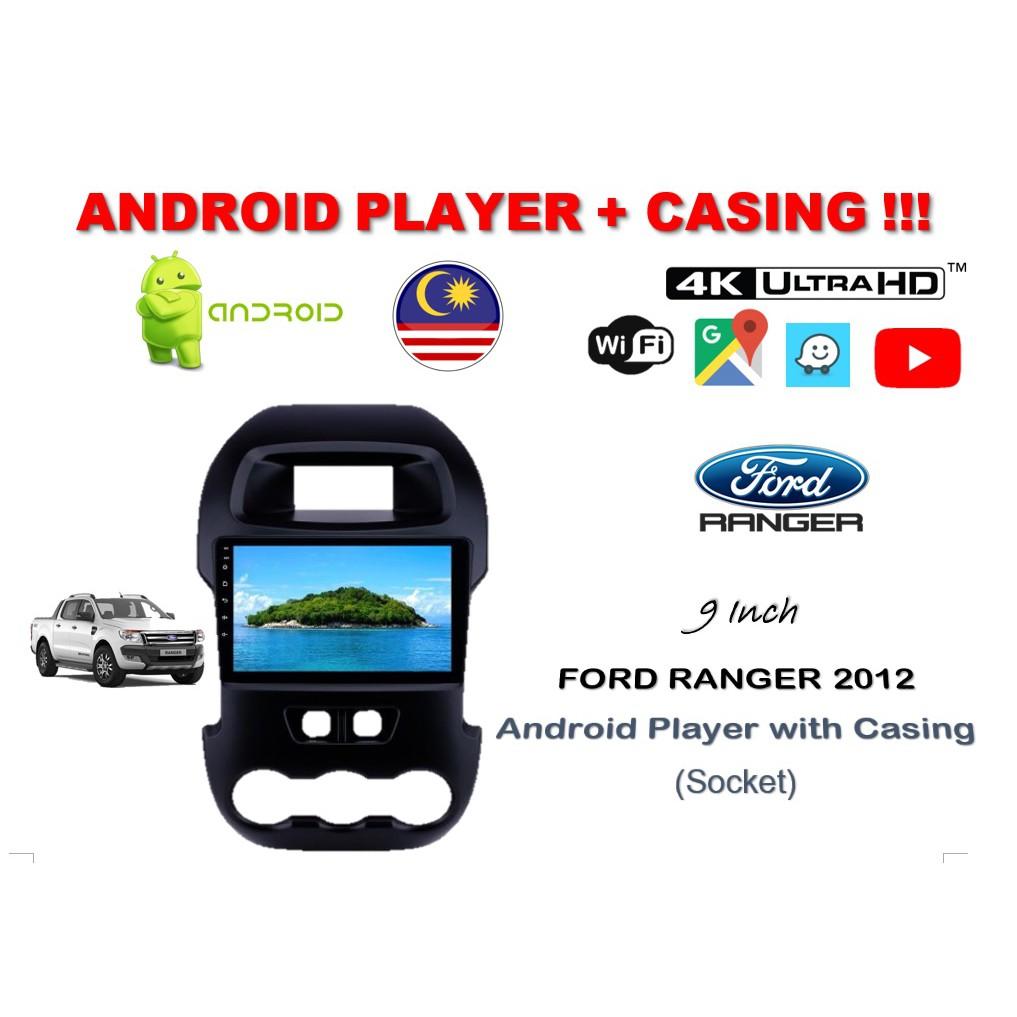 Ford Ranger T6 2012 9