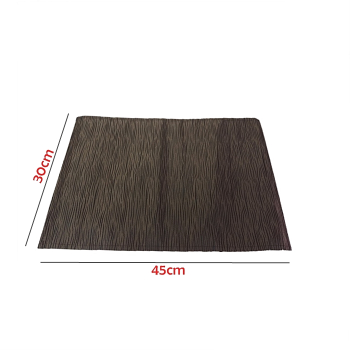 MALAYSIA- PELAPIK MEJA MAKAN/ Pvc Dining Table Mat Waterproof Table Pad Slip-Resistant Pad