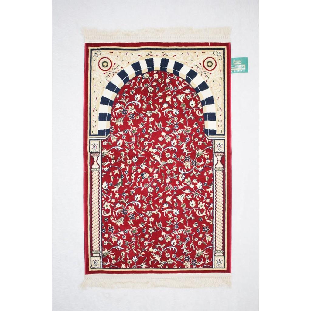 The Prayer Mat Sejadah Rawdha Collection - TPM012