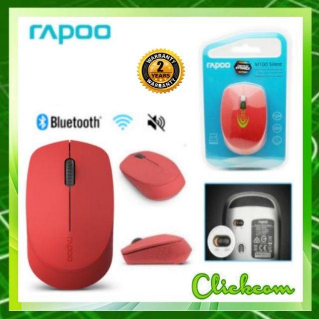 Rapoo M100 Silent Multi-mode Wireless
