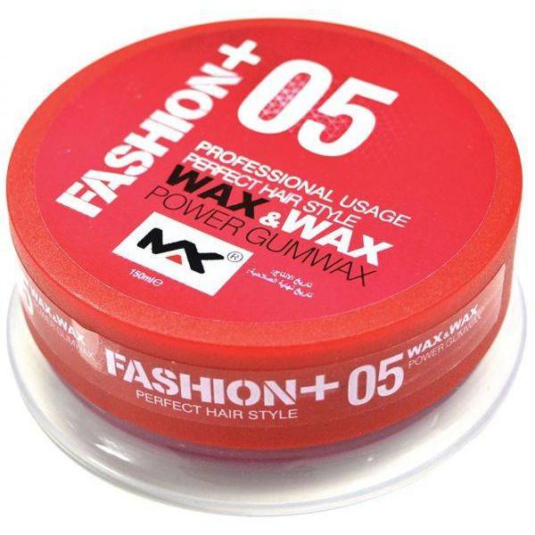 Fashion 05 Hair Wax Power Gumwax 150 ml