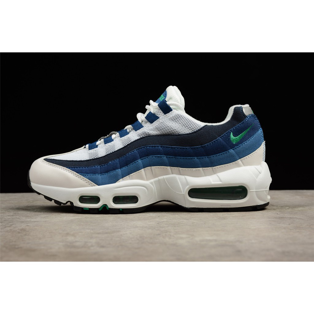 buying cheap good texture the sale of shoes [Nelly]Nike Air Max 95 OG first year 3M running shoes 554970-131