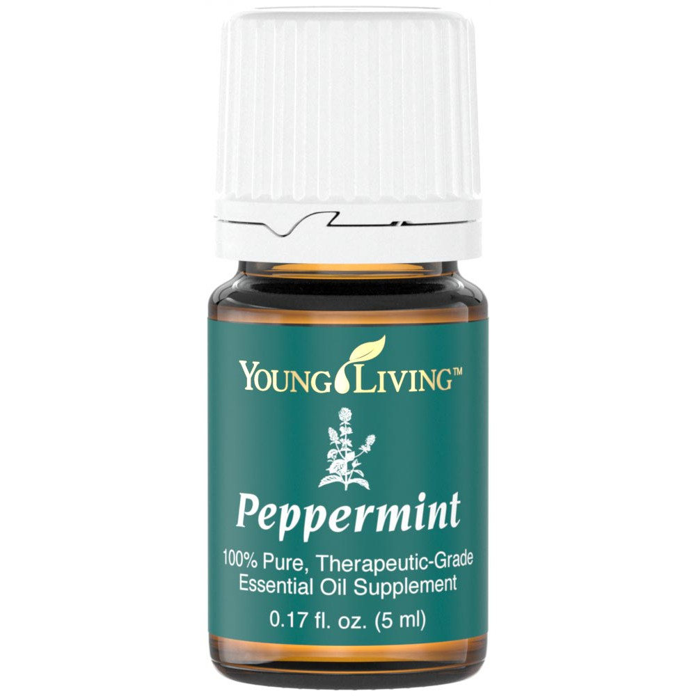 Young Living Peppermint Essential Oil 5ml Shopee Malaysia