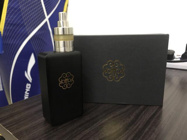 GENUINE Dotmod dotbox 75W TC Box Mod Vape E-Cigarette