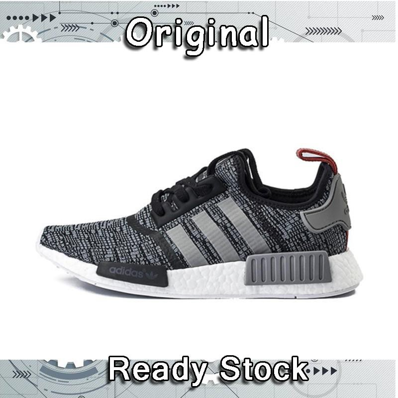 ADIDAS NMD R1 JAPAN BLACK PREMIUM QUALITY MEN SIZE 40,41,42,43,44