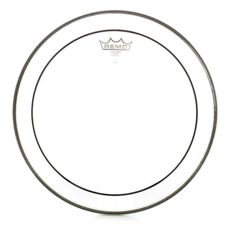 Remo Pinstripe Clear Drum Head 8 Inch ( PS-0308-00 )