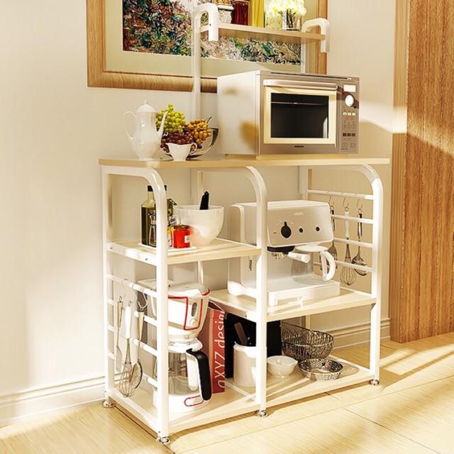 Kitchen Island Bar Table: Kitchen Island/ Bar Table / Kitchen Rack Microwave