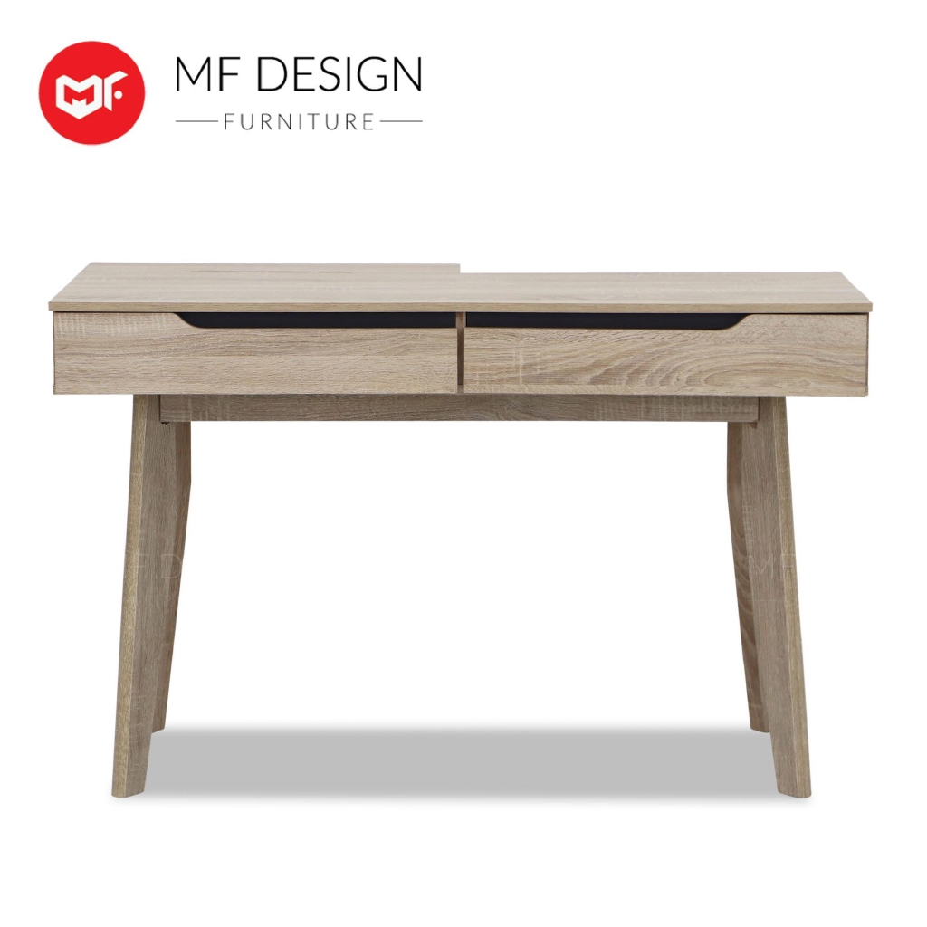Mf Design Fillo Office Table Study Desk Writing Desk Office Table Design Table Scandinavian Design Shopee Malaysia