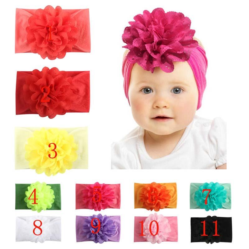 Girls Hair Style Baby Head band Set Carters Child Of Mine Headband Set