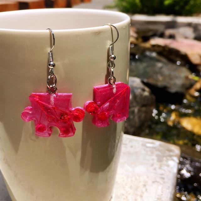 Handmade Flora Earring
