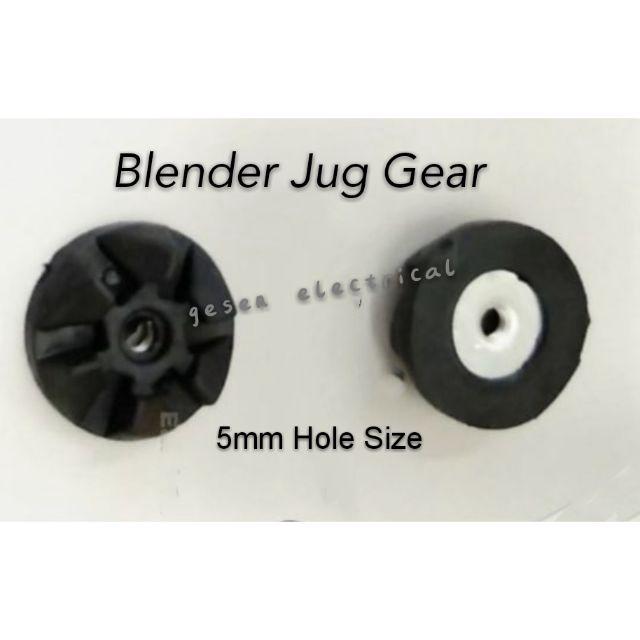 Blender Jug Gear 5mm Hole Size