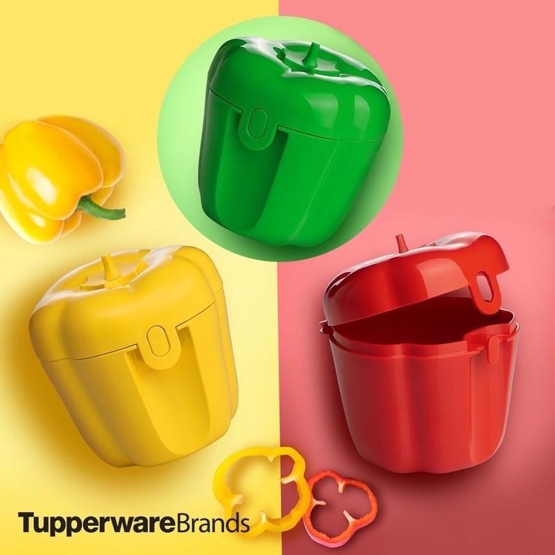 ⚡️ HOT DEALS ⚡️ TUPPERWARE Pepper Keeper (350ml) #readystock
