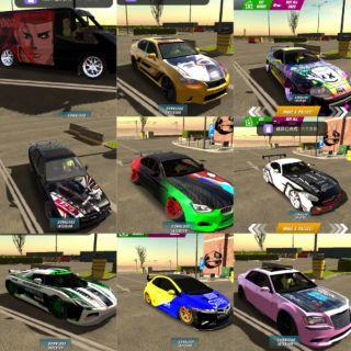 Car Parking Multiplayer Design Car And Chrome Car Shopee Malaysia