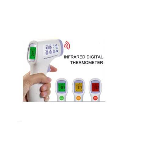Thermometer Non Contact Infrared Thermometer Body Temperature Digital Measure forehead alat pengukur suhu badan 额头体温计