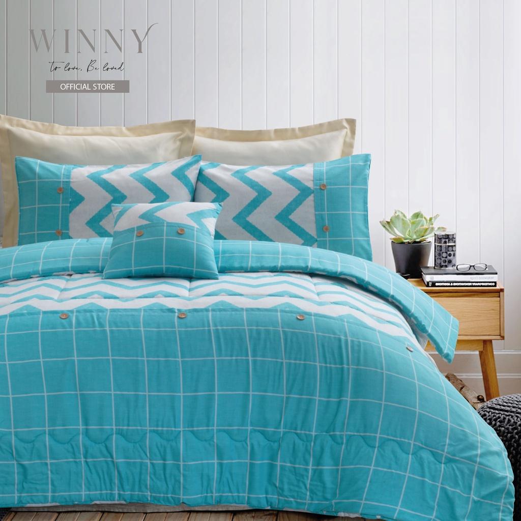 Winny Enzo Comforter Set 650TC
