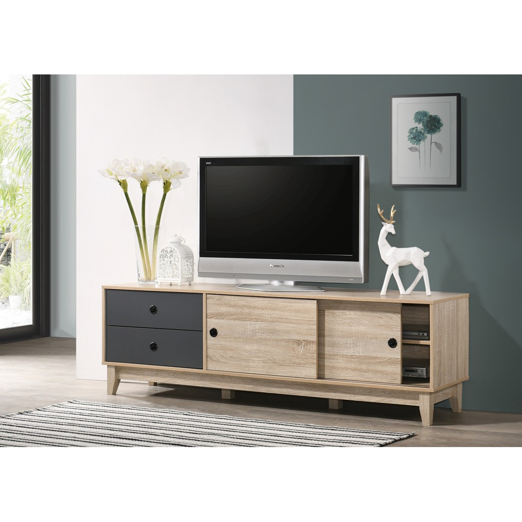 Prkavency Solid board TV Cabinet / Living Room Furniture/ TV Console