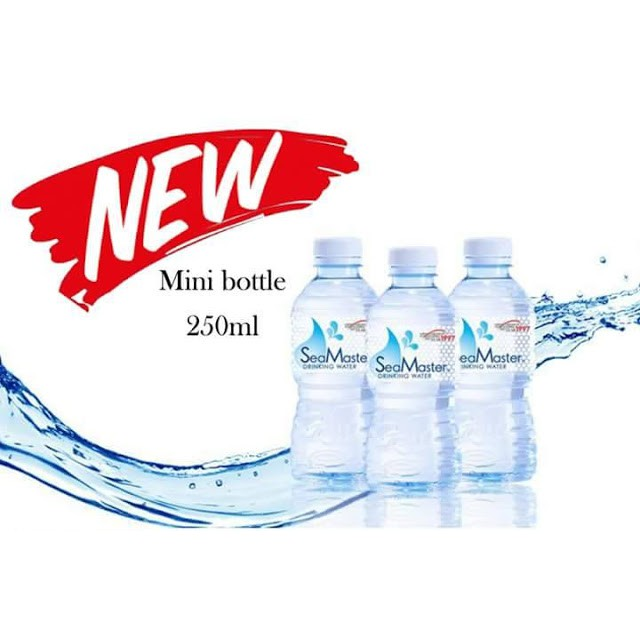 [Free Delivery] SEAMASTER - RO DRINKING WATER REVERSE OSMOSIS (250ML / 500ML / 1.5L / 2.7L / 4.7L)  **FRESH STOCKS**