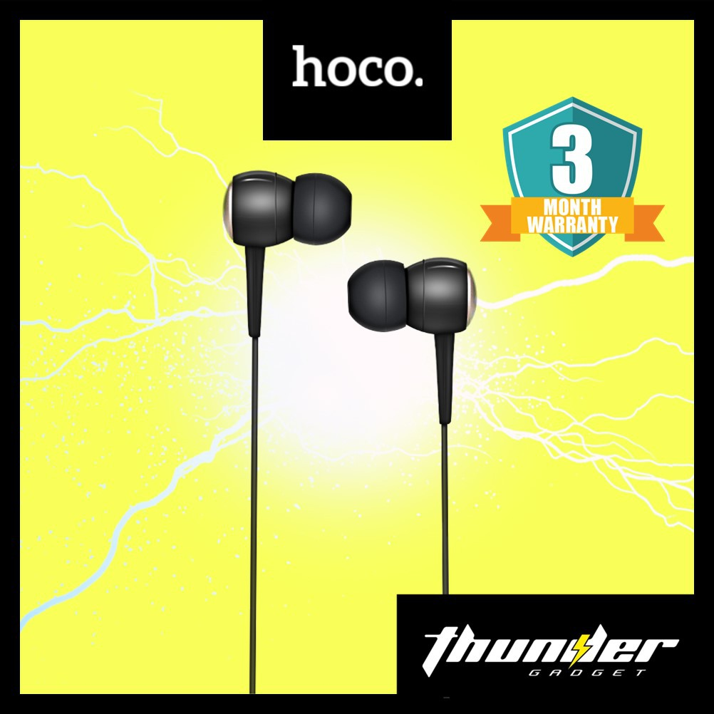 HOCO M19 Drumbeat Universal Earphone With MIC