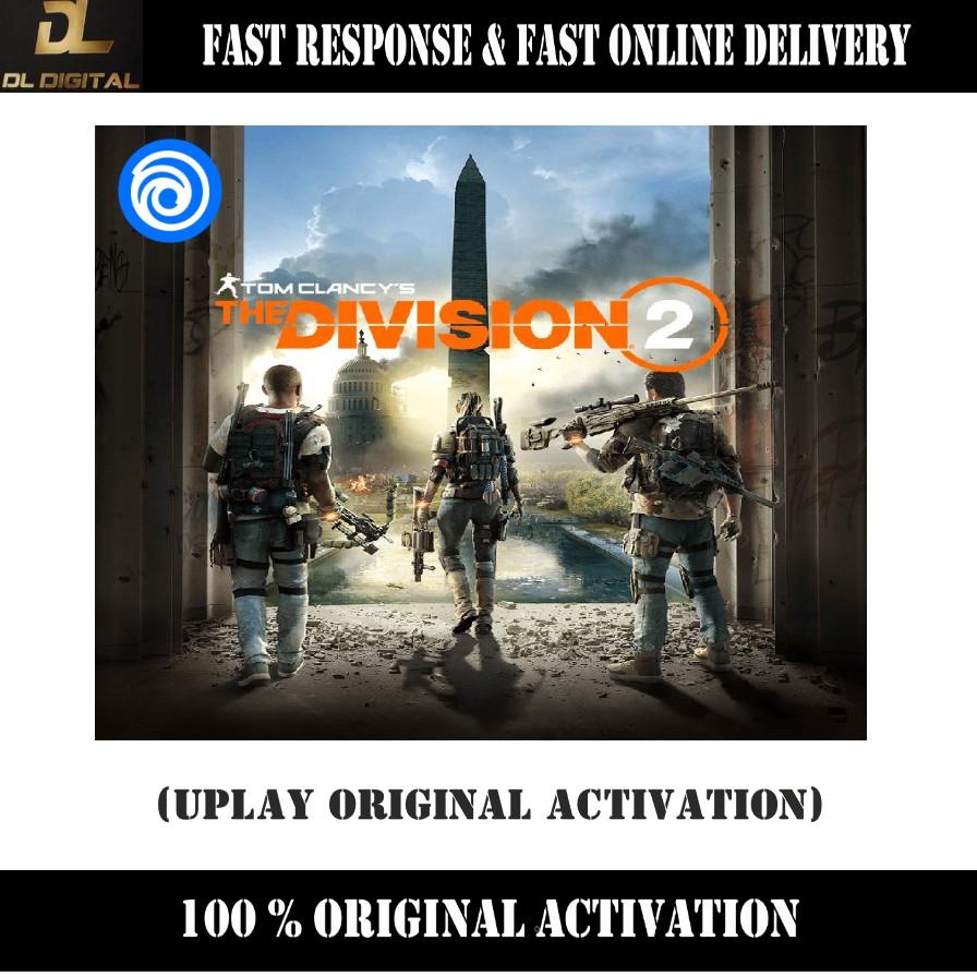 Tom Clancy's The Division 2 (PC Original)