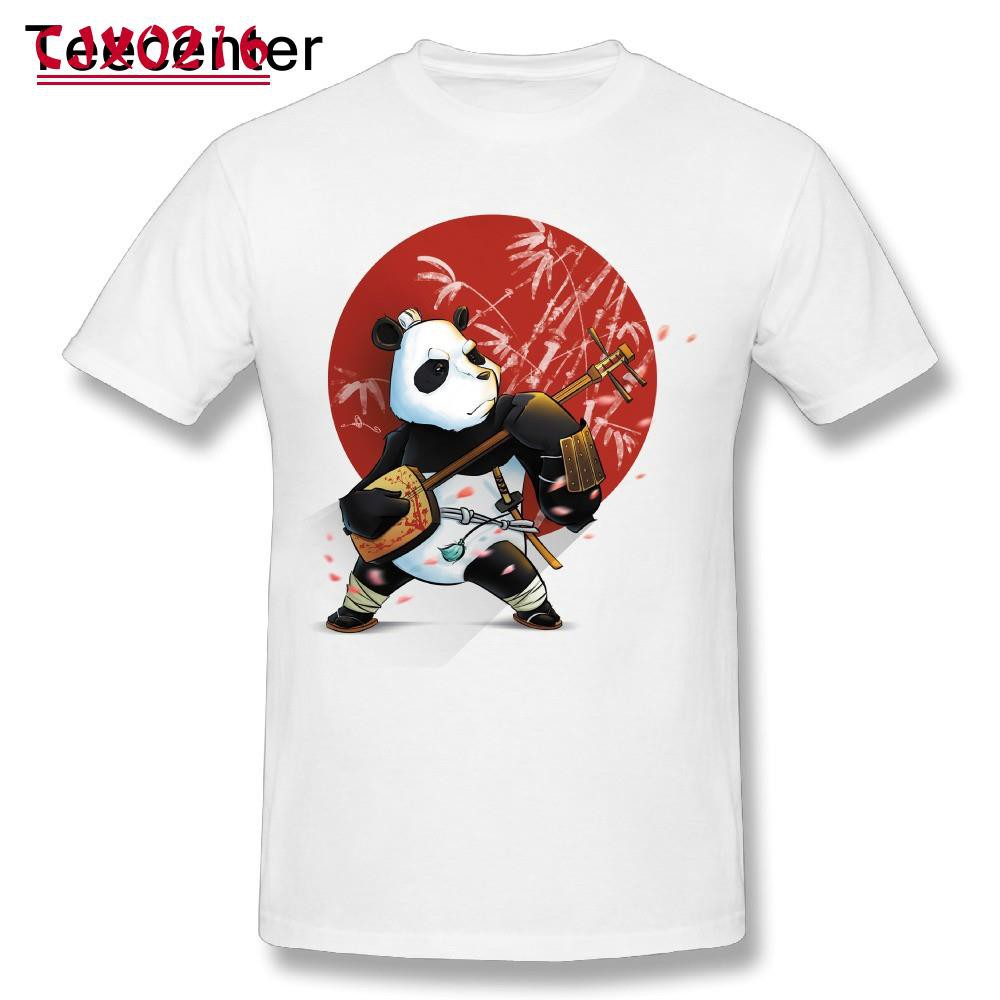 CJX T-Shirt Fashionable Boy Great Design T-Shirts Panda Music