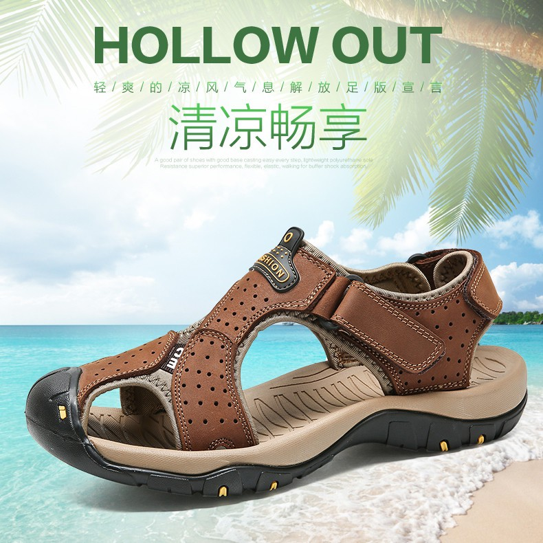 335adaf36 Men s Sandals Summer Beach Sandal Women  s Screen cloth Sandal Summer shoes