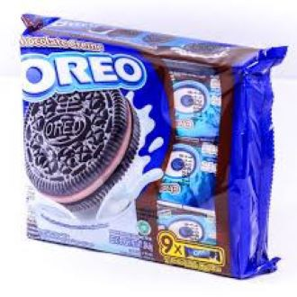 Oreo Choco Creme Chocolate Cookies 9 x 29.4g