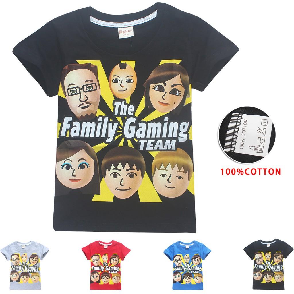 KIDS GURKEY FUNnel Vision FGTeeV Family Gaming Team Sweatshirt Hoodies+Pants Top