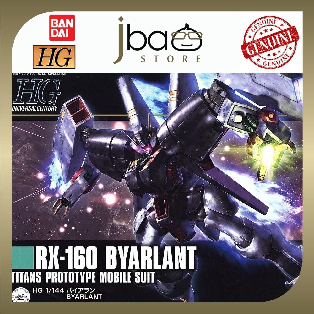 Bandai 1/144 Byarlant HGUC 214 RX-160 Titans Prototype Mobile Suit Gundam