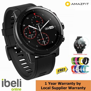 Xiaomi Huami Amazfit Stratos Sports Smartwatch 2 AMAZFIT Pace 2