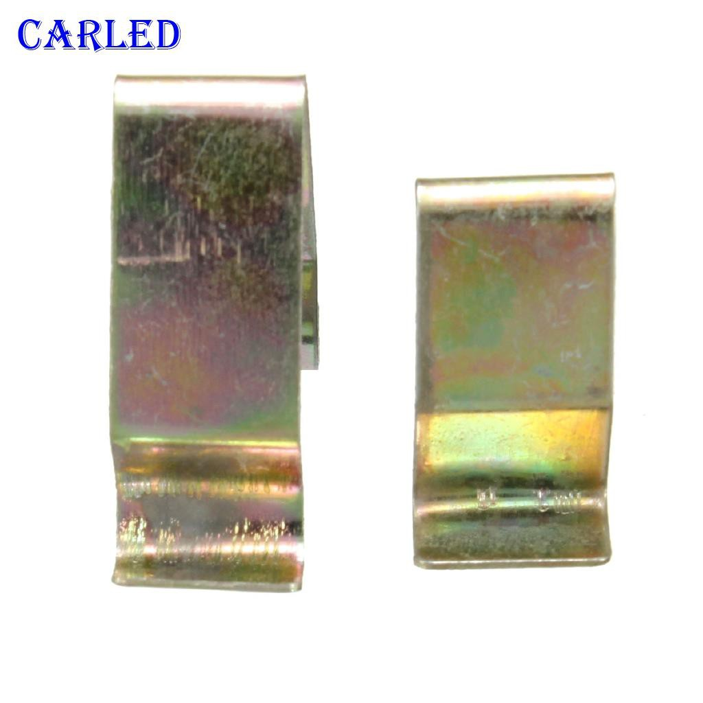 Type A Metal Trim Panel Lining Clips Interior Upholstery For VW Audi Seat