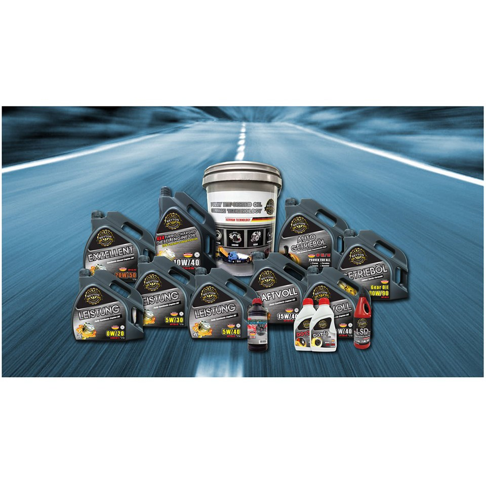 REYTON ENGINE OIL SYNTHETIC BASED SAE 20W-50 API SL/CF 4L