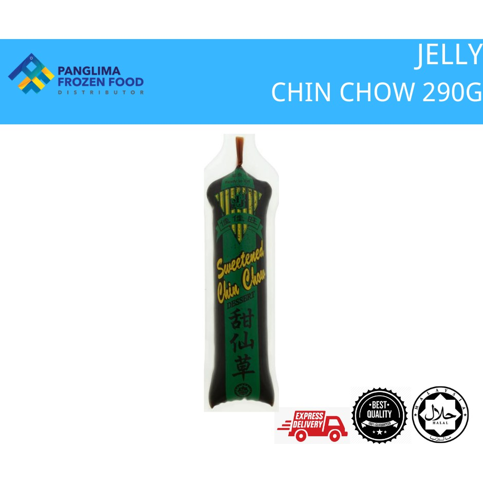 [KLANG VALLEY ONLY] JELLY CHIN CHOW 290GM