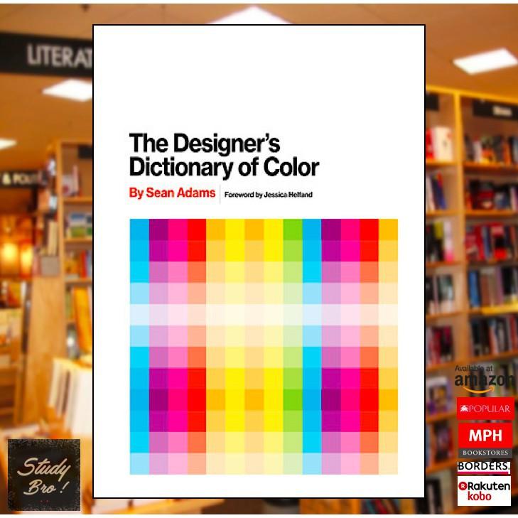 The Designer's Dictionary of Color by Sean Adams | Digital Book