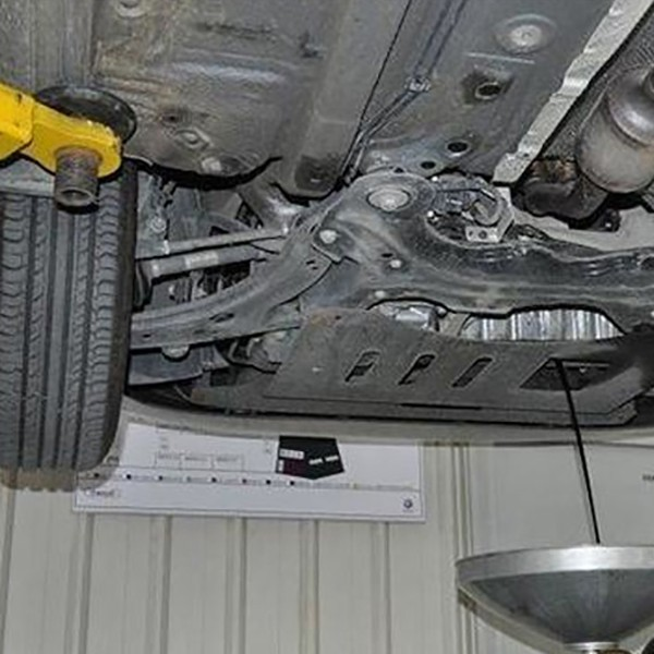 12pcs Oil Drain Plug Key Socket Square Hexagon Socket Kit Car Repairing Tool