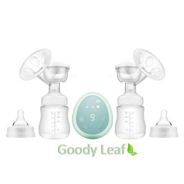 Goody Leaf Rechargeable Breast Pump  Shopee Malaysia-9052