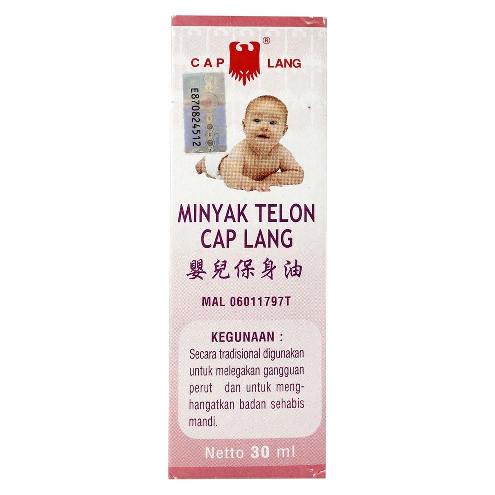 Cap Lang Telon Oil (30ml)