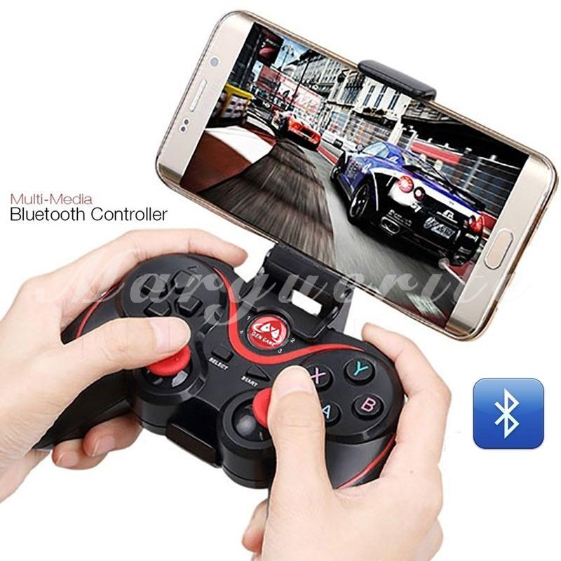 MAR IOS Android Wireless Bluetooth Gamepad Joypad Phone DC 3 7V
