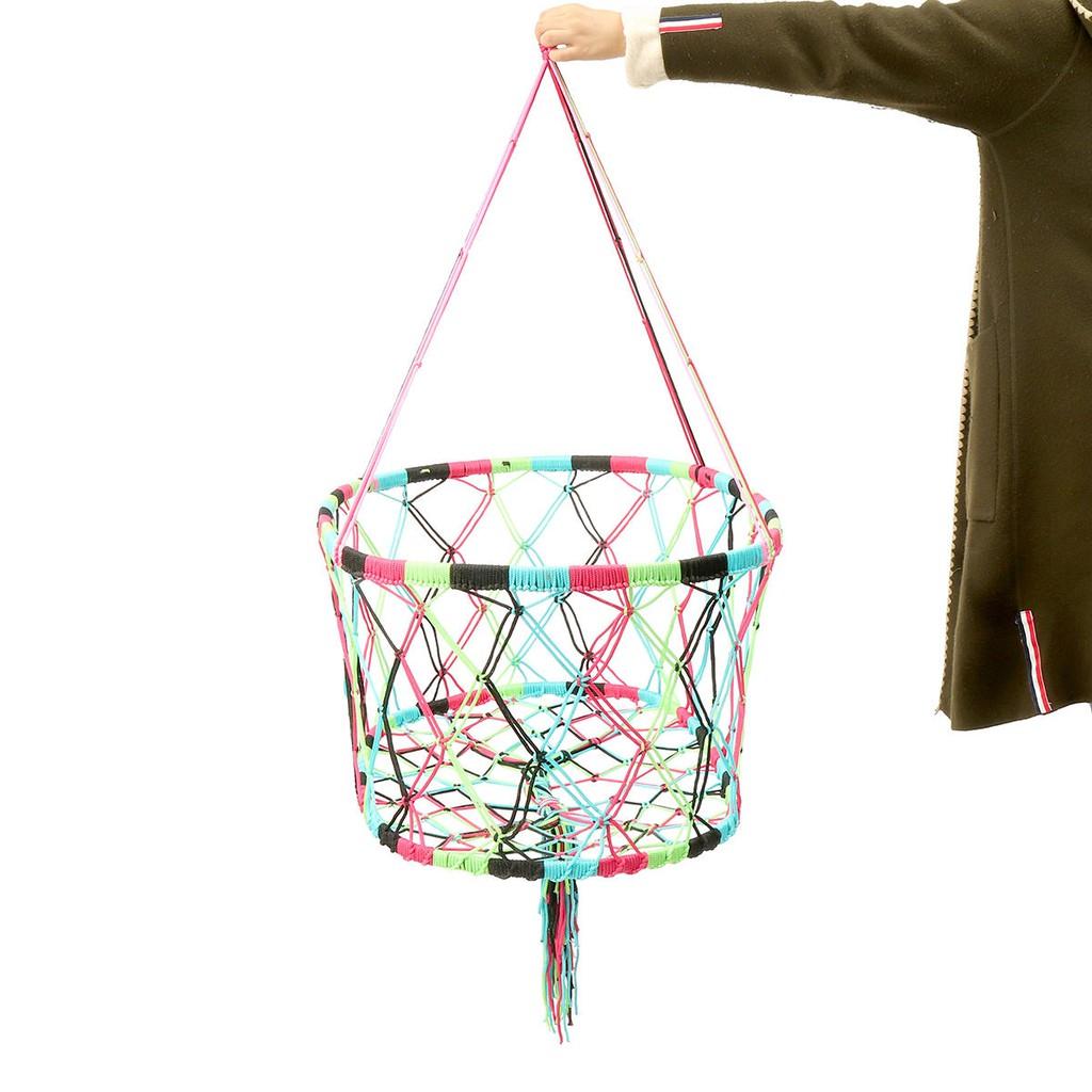 Hanging Baby Cradle Hammock Baby Indoor Basket Swing Outdoor Relaxing Bassinet Bed