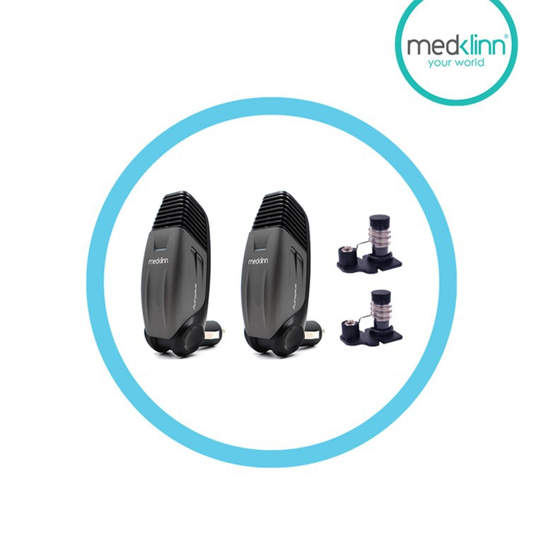 Medklinn Autoplus Air+Surface Sterilizer [Twin Pack Cartridge Combo]