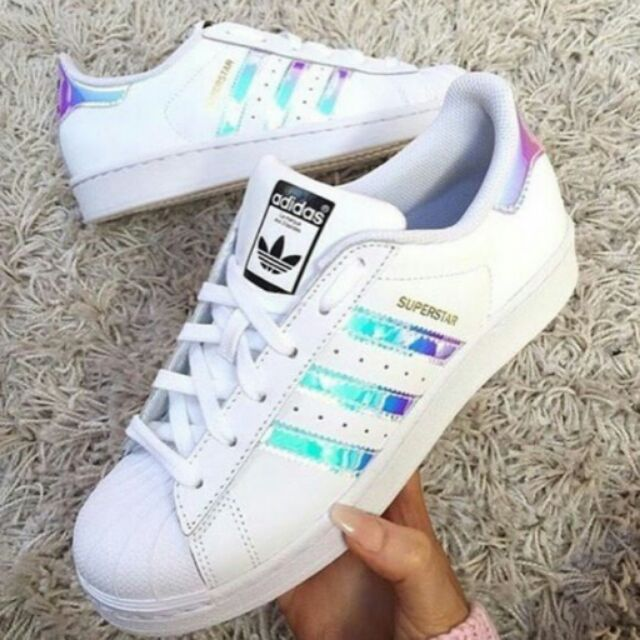 adidas superstar hologram cena