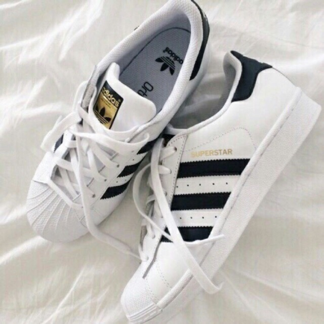 05262796 ProductImage. ProductImage. Shoes (black stripe gold tag) READY STOCK  Adidas Superstar Sport
