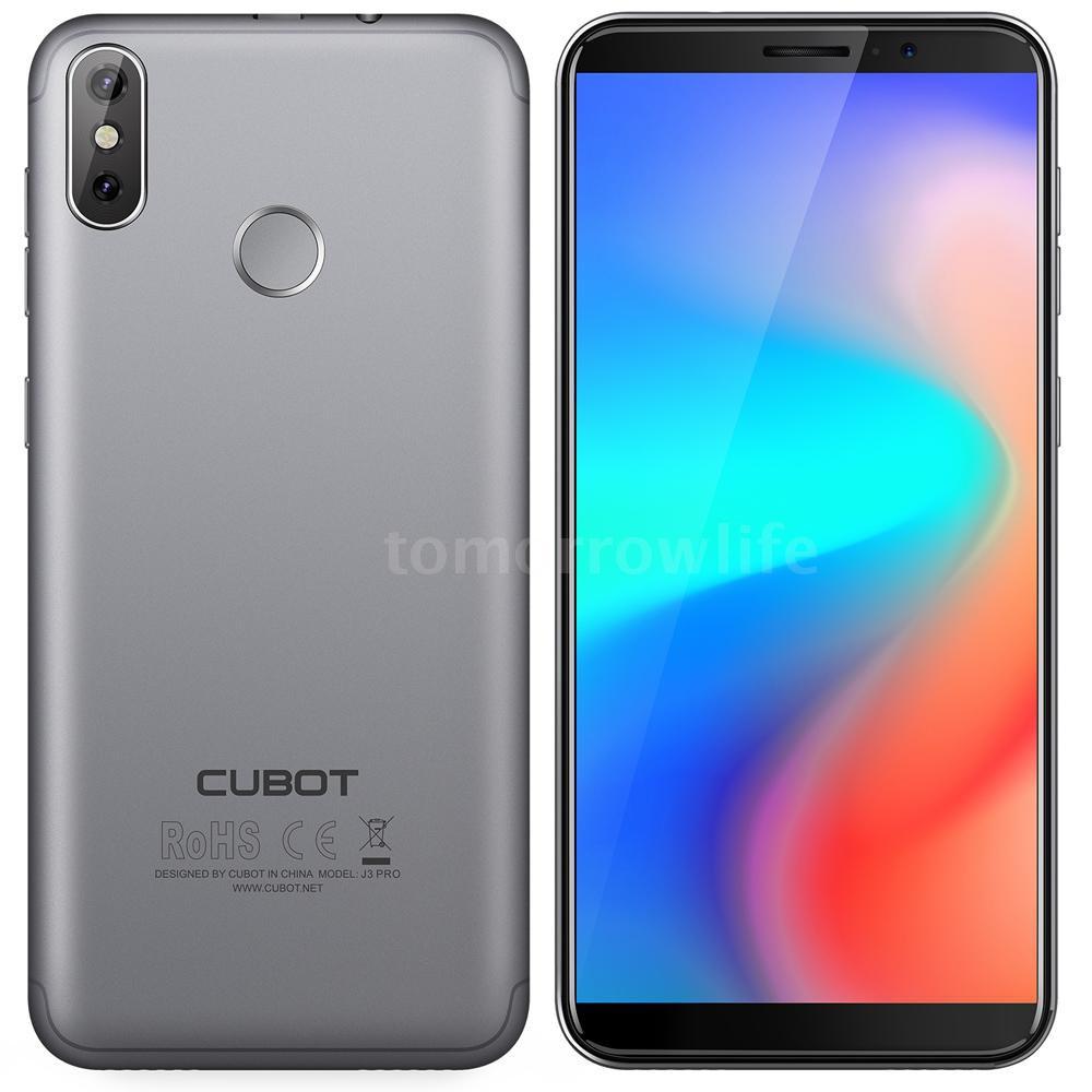 Cubot J3 PRO 4G Mobile Phone 5.5Inch 18:9 Full Display 16GB ROM 1GB RAM