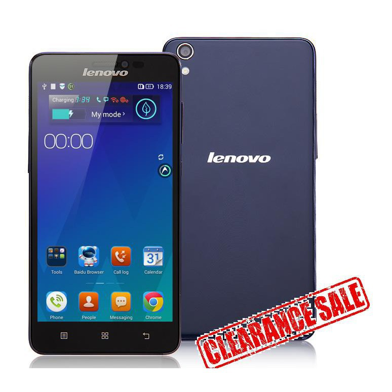 Clearance - Lenovo S850 Dark Blue (New Original Set)