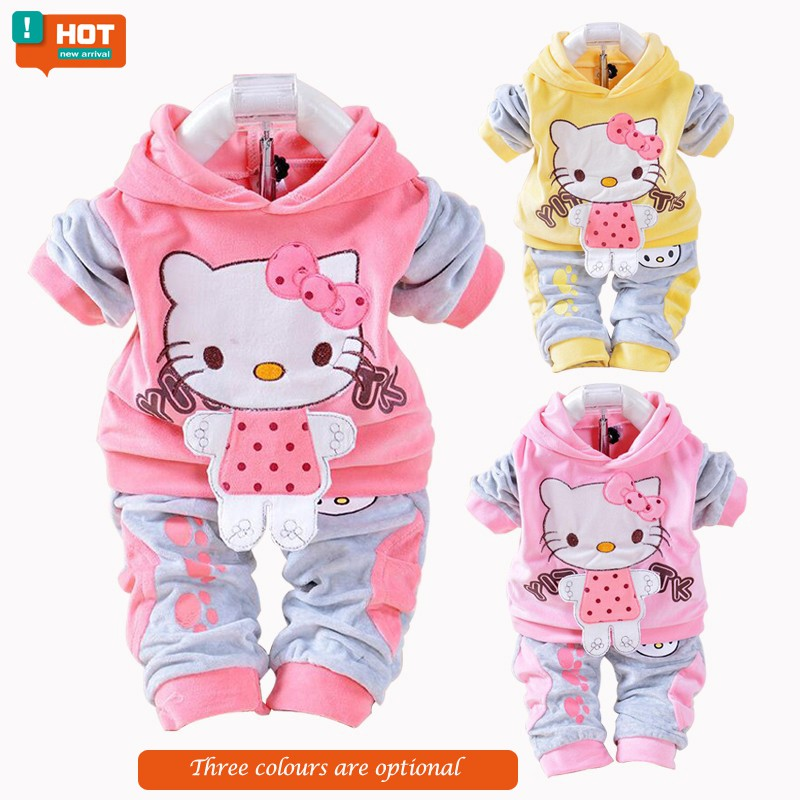 Hello Kitty Infant Girls Leopard Print Jacket /& Snow Bib Set Size 12M 18M 24M