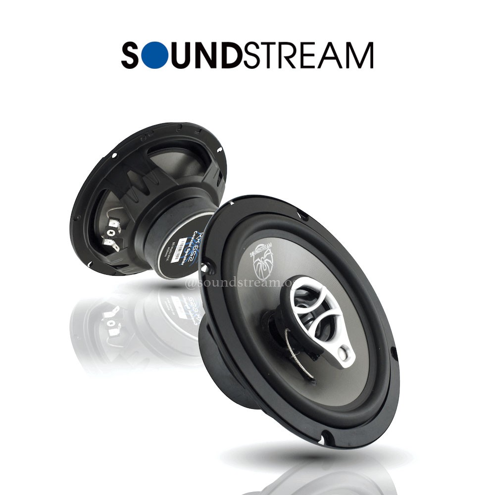 "Soundstream Full Range Speaker with Mica Injection Woofer (6.5"")"