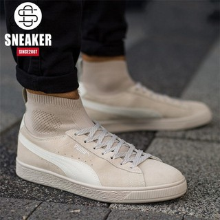 puma suede sock